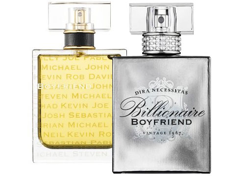 Perfume Spotlight on Billionaire Boyfriend,The Heart of Fragrance