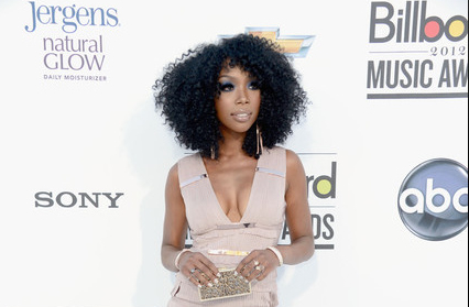 Singer & Actress Brandy Norwood, BillBoard Music Awards Wears Manori Jewels