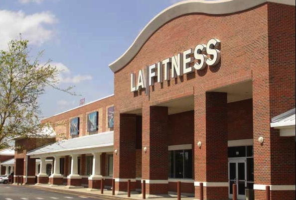LA Fitness Signature Club, Grand Opening, VIP Reception