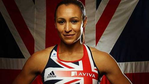 Jess Ennis Inspires Next Generation Of Athletes