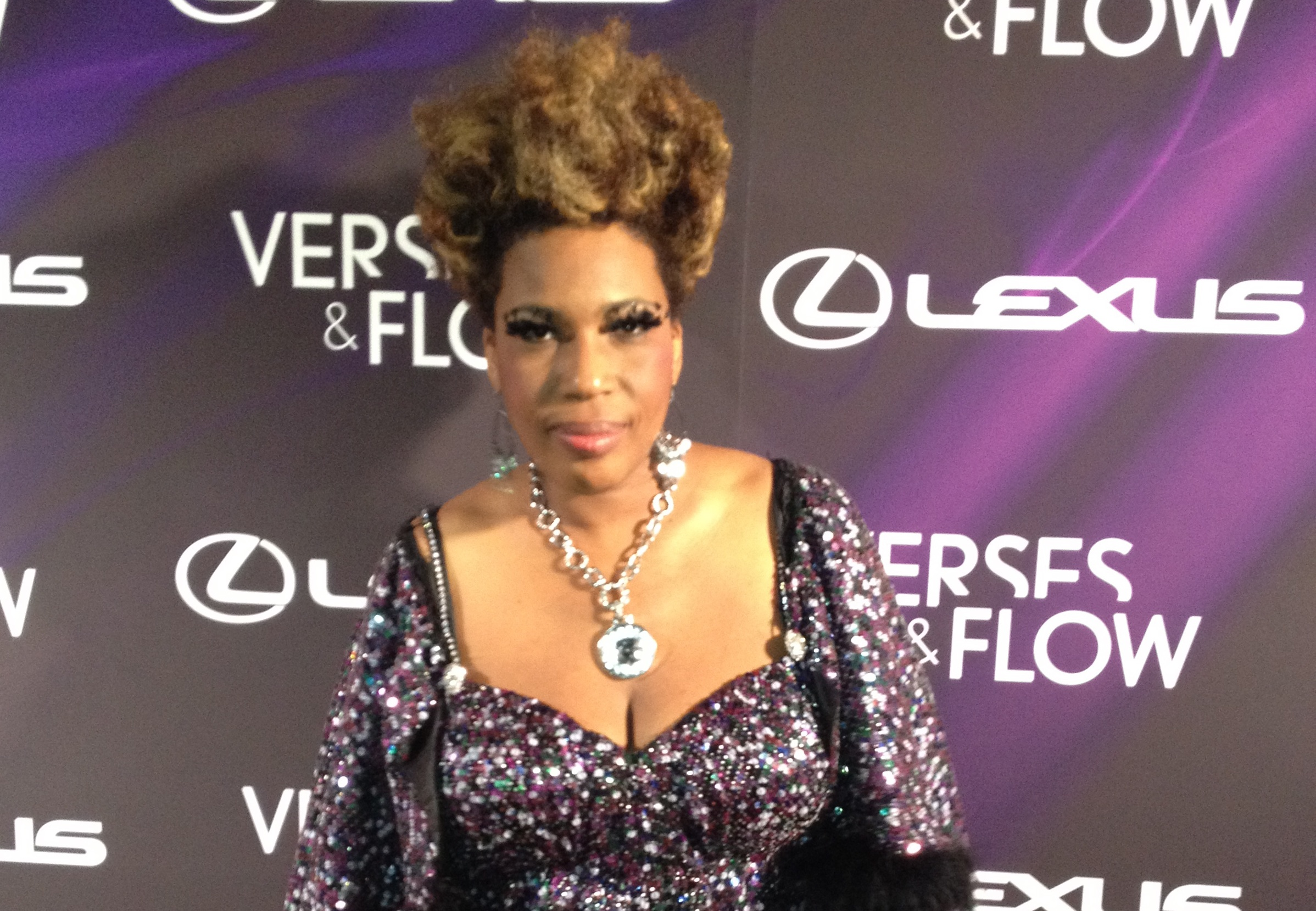 "Lexus, TV One, ""Verses & Flow"" Poets And Artists Macy Gray, Musiq Plus More"