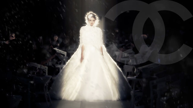 Karl Lagerfeld, CHANEL Exclusive, Mesmerizing Couture Film for Fall 2012/13 Collection