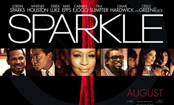 Sparkle The Movie, Jordin Sparks, Whitney Houston Plus So Much More