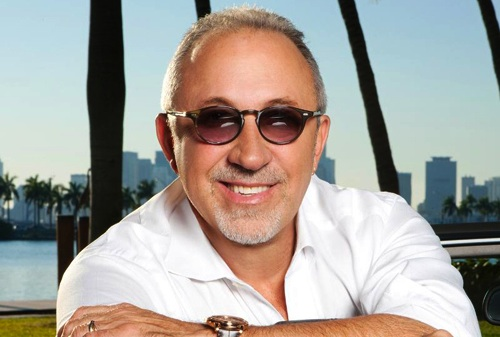 Powerhouse Producer EMILIO ESTEFAN Signs Development Deal With Twentieth Century Fox Television