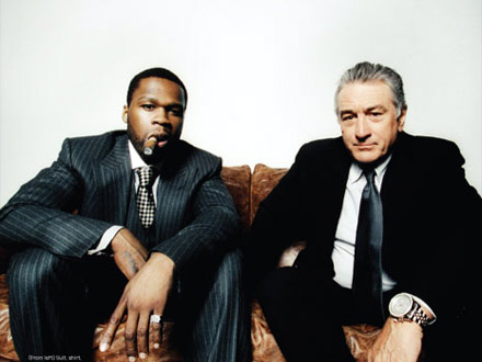 "FREELANCERS, Action Thriller starring Curtis ""50 Cent"" Jackson, Robert De Niro and Forest Whitaker"