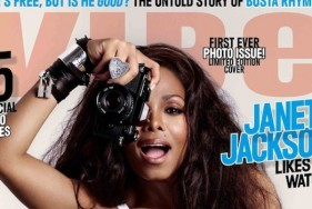VIBE MEDIA GROUP JANET JACKSON