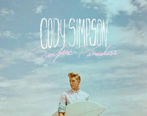 CODY SIMPSON ANNOUNCES NEW ALBUM