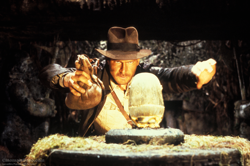 Steven Spielberg News: Cinemark's Classic Series to Feature RAIDERS OF THE LOST ARK on June 9 and 12, 2013