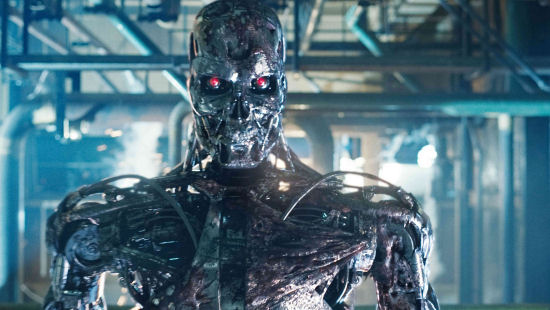 "SKYDANCE, ANNAPURNA AND PARAMOUNT TO PARTNER ON  REBOOTED ""TERMINATOR"""