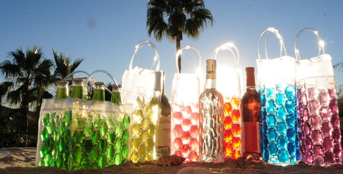 Bella Vita's Chill It Bags, Keep it Cool this Summer with