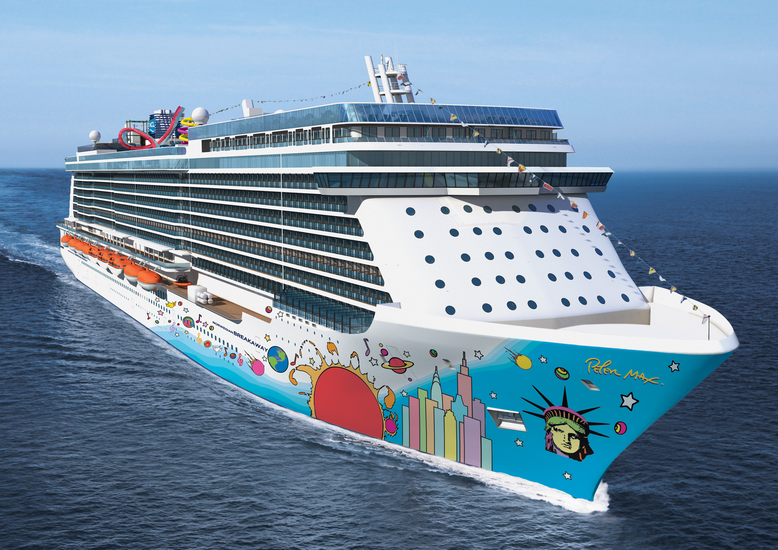 Norwegian Cruise Line and Nintendo Expand Partnership to Bring Wii U Gaming Fun to Ships