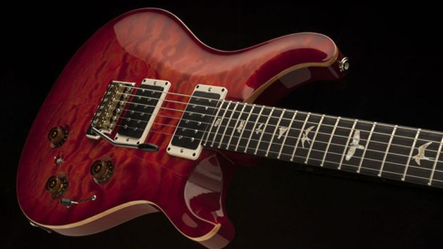 PRS Unveils Revered Metal Guitarist Marty Friedman Signature Model