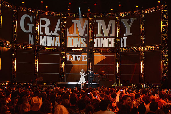 GRAMMY LIVE® RETURNS TO GIVE MUSIC FANS MULTIPLATFORM GRAMMY COVERAGE