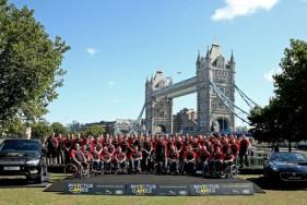 Invictus Games - British Armed Forces Team Announcement