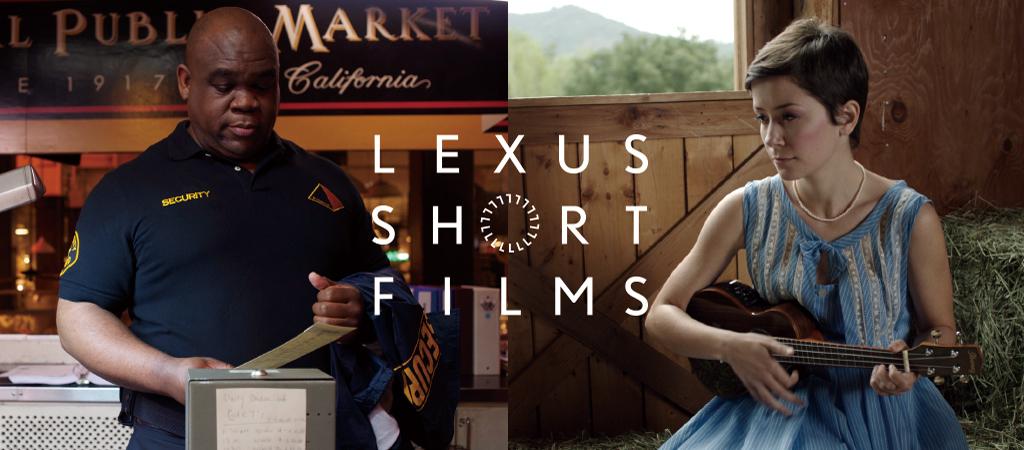 LEXUS AND THE WEINSTEIN COMPANY PRESENT LEXUS SHORT FILMS