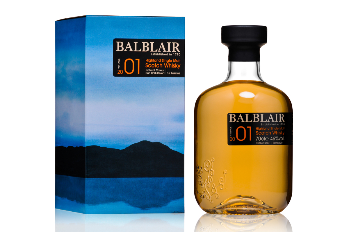 Balblair Whisky Holiday Malt Favorite