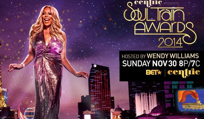 SOUL TRAIN AWARDS AIRS ON CENTRIC TV NOVEMBER 30th