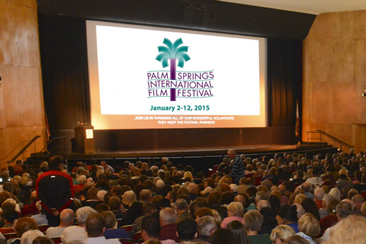 PALM SPRINGS INTERNATIONAL FILM FESTIVAL ANNOUNCES AWARDS BUZZ PROGRAM