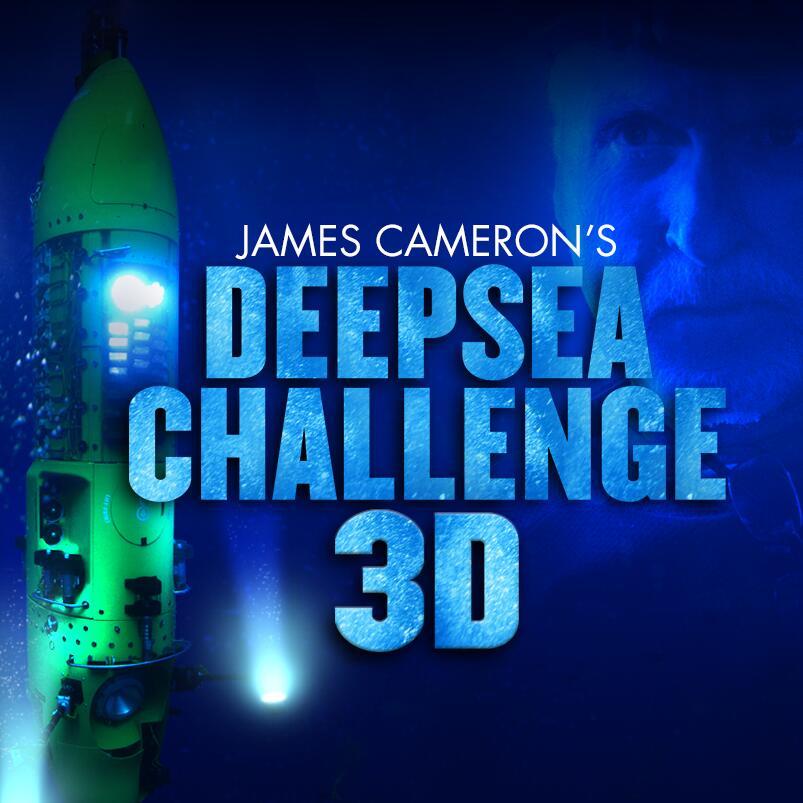 JAMES CAMERON'S DEEPSEA CHALLENGE 3D