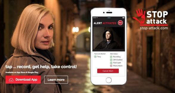 STOP ATTACK app