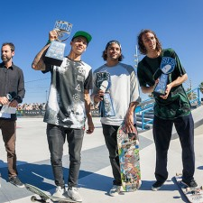 Nike Street League Skateboarding World Tour 2015 In Barcelona News