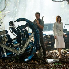 New Jurassic Park 4 film hits global success in America