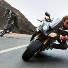 Tom Cruise Stars In MISSION: IMPOSSIBLE ROGUE NATION