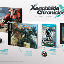Nintendo News: Xenoblade Chronicles X Special Edition Launches on Dec. 4