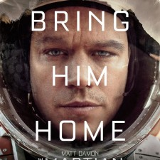 Matt Damon Stars In THE MARTIAN October 2nd