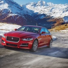 The Jaguar XE Gains All-Wheel Drive, Next-Generation Apple Watch Connectivity