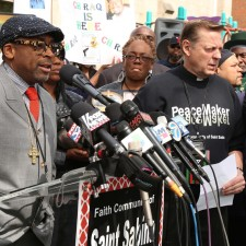 Spike Lee, His New Film CHI-RAQ