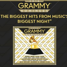 2016 GRAMMY NOMINEES ALBUM TRACK LISTING REVEALED