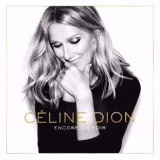 Céline Dion announces the release of Encore un soir