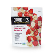 Crunchies Pure Fruit In Every Crunch