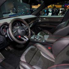 L.A. Auto Show Features Alcantara