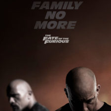 Vin Diesel, Dwayne Johnson Stars In The Fate of the Furious