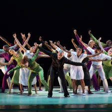 ALVIN AILEY AMERICAN DANCE THEATER RETURNS TO THE MUSIC CENTER
