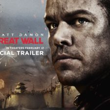 Matt Damon,The Great Wall, Must See Film