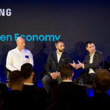 The Open Economy, a report by Samsung, on the dramatic changes technology
