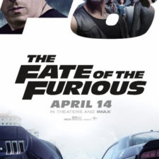 "Vin Diesel, Dwayne Johnson Stars In ""THE FATE OF THE FURIOUS"""