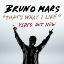"Bruno Mars New Video ""That's What I Like"""