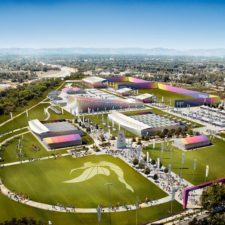 LA 2024 Celebrates Earth Day with Virtual Venue Tour of Green Sports Park