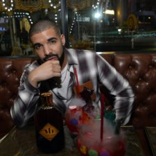 "Drake Debuts ""Night Owl"" Goblet at Fashion Show in Las Vegas"