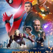 SPIDER-MAN: HOMECOMING Film July 2017