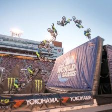 NITRO WORLD GAMES THRILLS IN RETURN TO NBC PRIMETIME