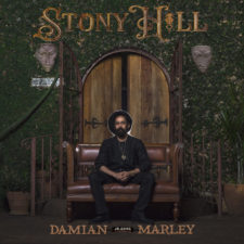 "Damian ""Jr. Gong"" Marley's new album, Stony Hill, is now available for purchase"