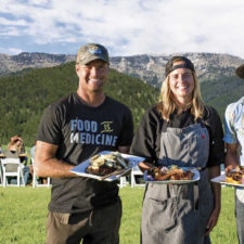 Curtis Stone, Moveable Feast with Fine Cooking News