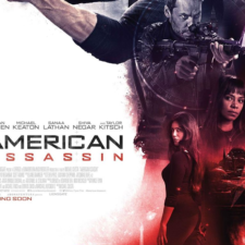 Michael Keaton & Sanaa Lathan Star In The AMERICAN ASSASSIN