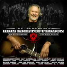 Kris Kristofferson, Willie Nelson Perform