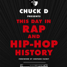 Chuck D's 300+ Page Book of Hip-Hop History Drops October 10th